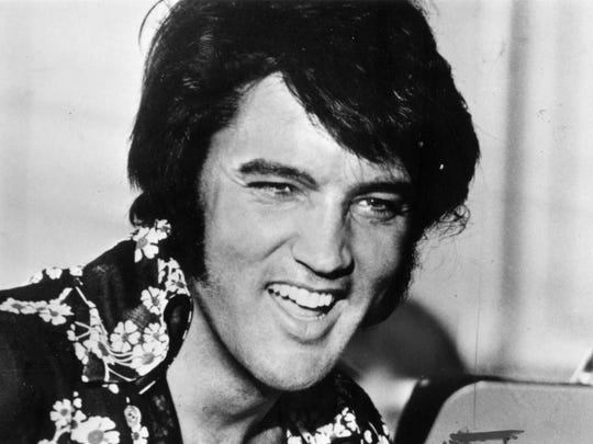 Elvis Presley will be among those given the Presidential Medal of Freedom.