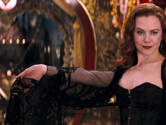 """If you enjoy movies on dates, be sure and check out the """"Moulin Rouge"""" on Feb. 14 at the Alamo Drafthouse."""
