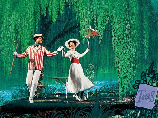 Mary Poppins Returns 8 References To The Original Movie