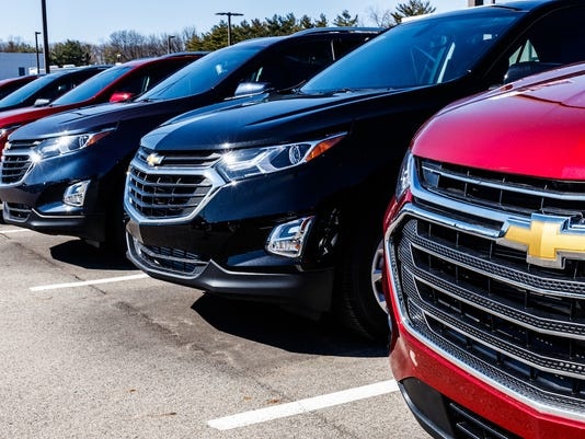 November Auto Sales Expected To Fall As Americans Ditch Passenger Cars
