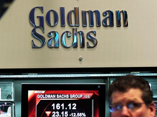The Goldman Sachs Group Inc.