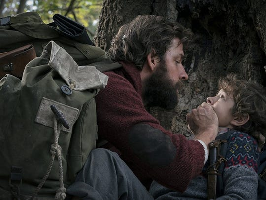"An image from ""A Quiet Place."""