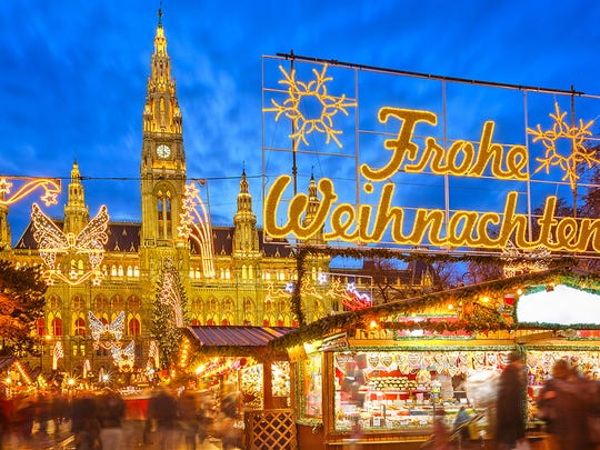 Viennese Dream Christmas Market, Austria