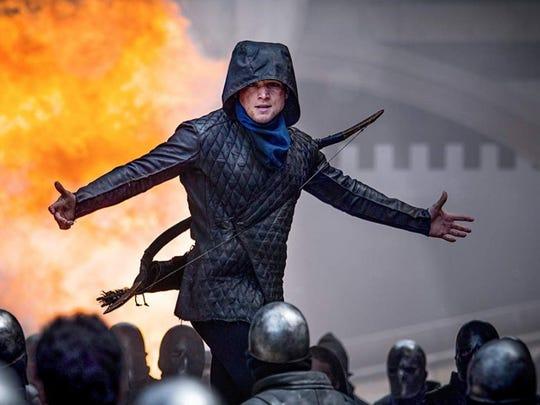 1. Robin Hood   • Company:  Lionsgate