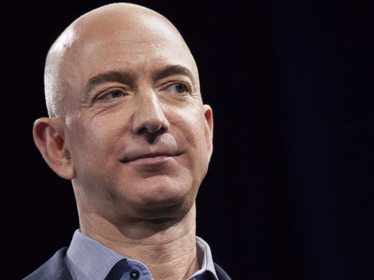 Amazon CEO and founder Jeff Bezos, who with his wife MacKenzie on Jan. 9, 2018 announced their divorce, is reportedly dating Lauren Sanchez, a former L.A. TV anchor.