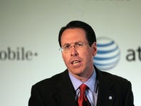 Robocalls: AT&T CEO gets spam call alert on his Apple Watch during a live interview