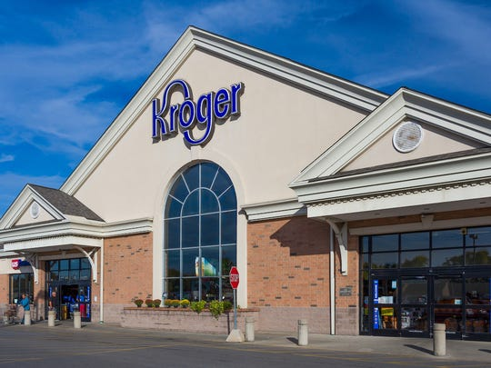Kroger is a nationwide grocery chain based in Cincinnati.