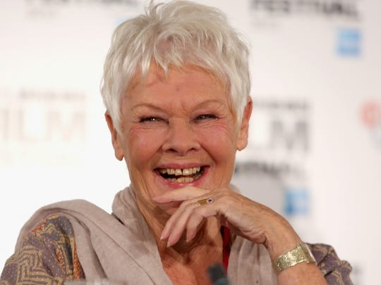 "Judi Dench has triumphed in the new movie ""Cats."""