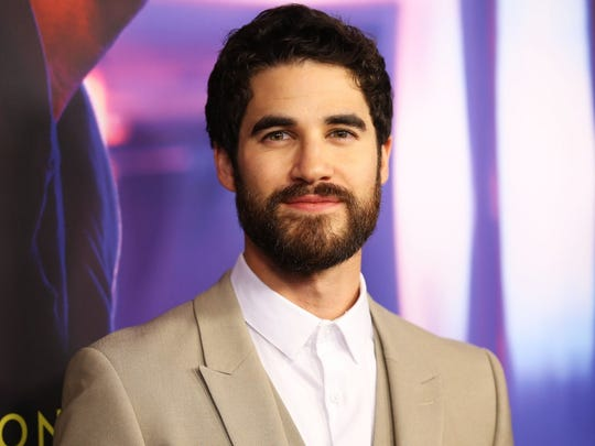 "Darren Criss is nominated for a Golden Globe award for his role in the Ryan Murphy-produced FX limited series ""The Assassination of Gianni Versace."""
