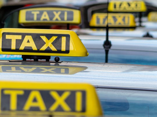 Taxi drivers and chauffeurs