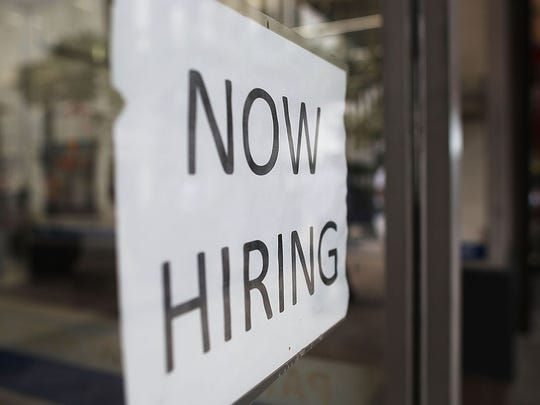 The new U.S. Bureau of Labor report of monthly net job additions and unemployment showed the economy added more than 310,000 jobs, the eighth best month in the decade since the Great Recession.