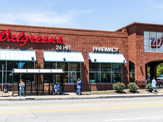 Walgreens dates back to 1901