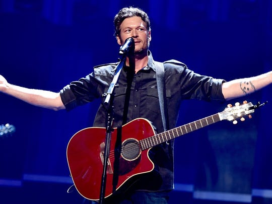 """Blake Shelton was the last coach on """"The Voice""""  to fill his team this season."""