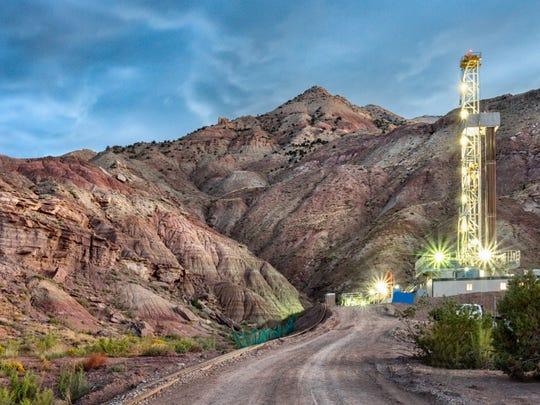 Colorado's state gas tax is 22 cents per gallon.