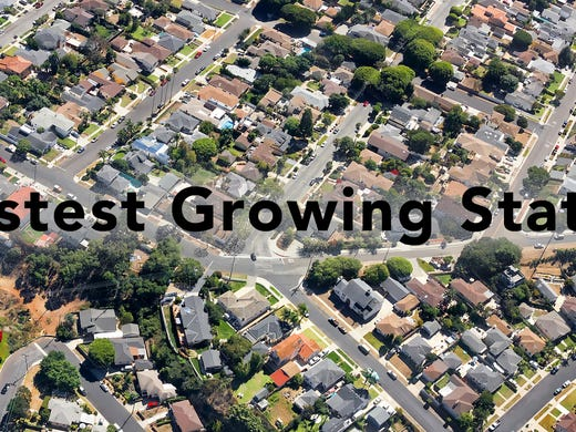 Population growth rate: The fastest growing and shrinking