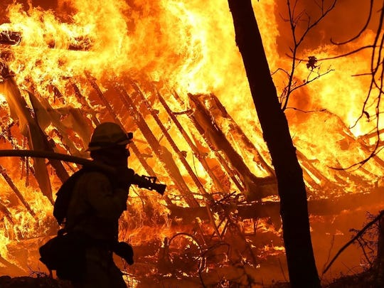 PG&E's Chapter 11 bankruptcy filing was in anticipation of a possible $30 billion in liability from the November 2018 Camp Fire.