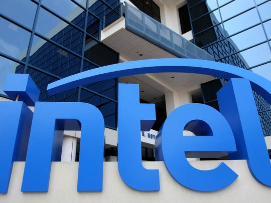Intel laid off hundreds of people at sites throughout the company according to insiders.