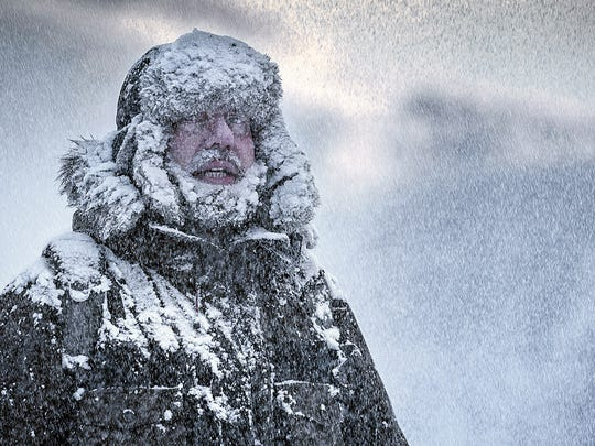 """A devastating cold front, complete with extreme low temperatures, wind and precipitation, is hitting much of the United States this week. The phenomenon, known popularly as a """"polar vortex,"""" will move across the Midwest and Northeast, keeping temperatures in many places well below freezing for an extended period of time."""