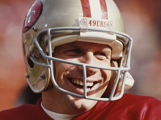 Joe Montana was the face of the San Francisco 49ers dynasty during the 1980s.