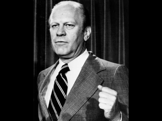 Gerald Rudolph Ford Jr.