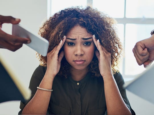 Stress can have a big impact on many aspects of your health.