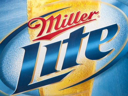 4. Miller Lite Parent company:  Molson Coors Brewing