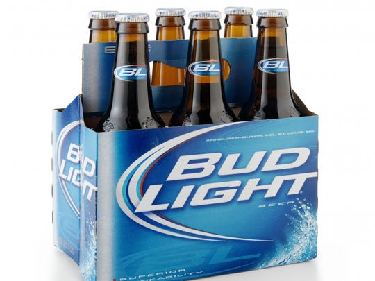 1. Bud Light  Parent company:  Anheuser-Busch InBev