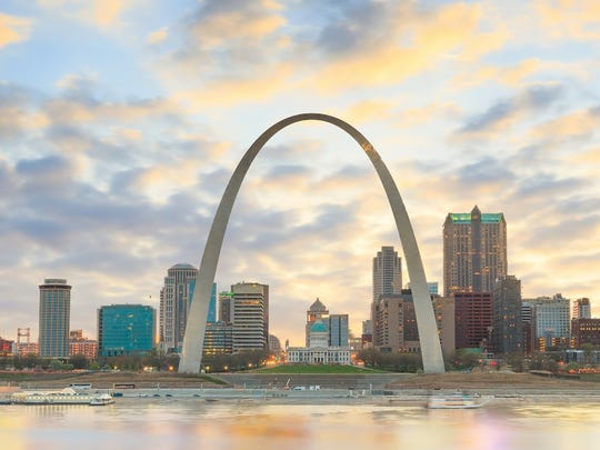 Missouri. Married population: 49.5 percent
