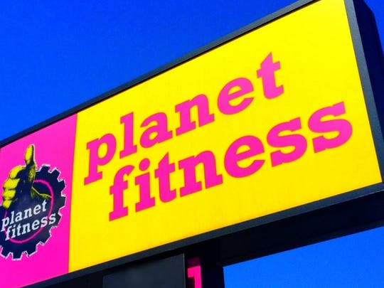 At Planet Fitness teens workout free for summer