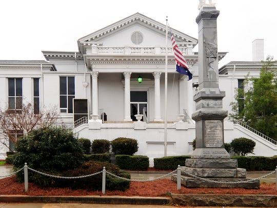 South Carolina: Laurens County