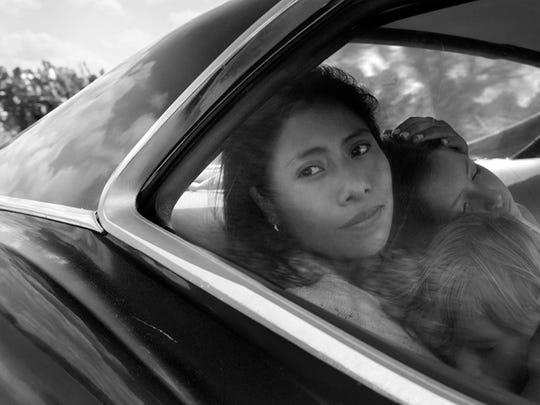 """Yalitza Apricio stars in """"Roma,"""" my pick for best picture."""