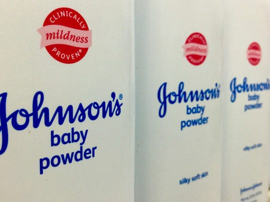 Johnson & Johnson faces lawsuits over its talc products.