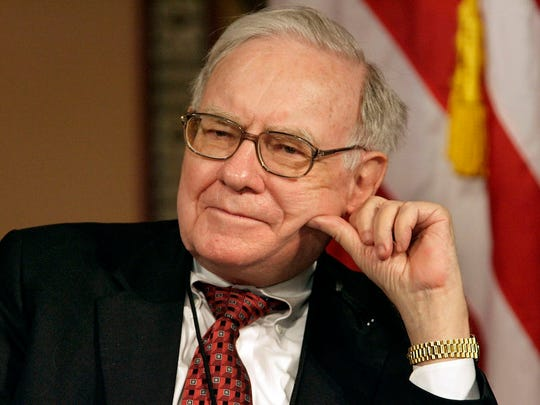 Buffett said he had no intention of selling his stake in Kraft.