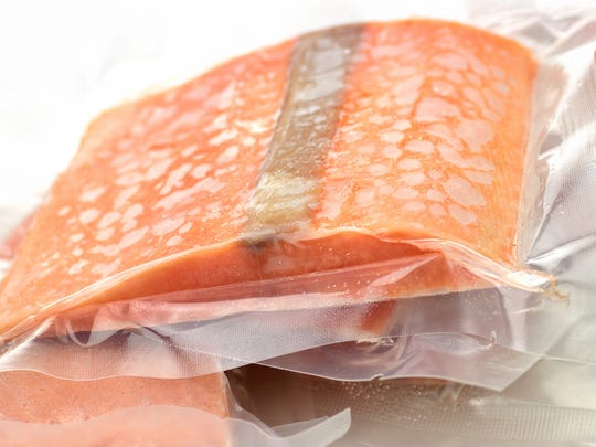 Shrimp, salmon and canned tuna make up more than half of seafood consumed in the United States.