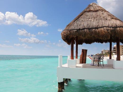 Mexico resorts in Cancun, Playa del Carmen, Tulum overrun with algae