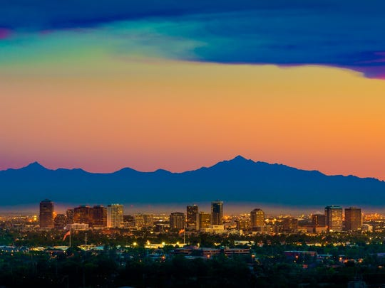 Arizona has some of the most favorable economic conditions of any state.