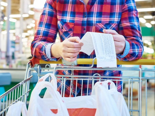 To determine the groceries driving up food bills the most, 24/7 Wall St. analyzed changes in the consumer price index from 2008 to 2018 for over 300 goods using data from the Bureau of Labor Statistics. sergeyryzhov / Getty Images