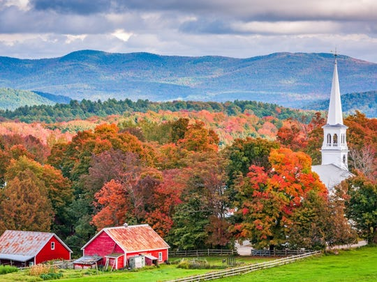 The three safest states in the country are located in the New England region, and Vermont is one of them.