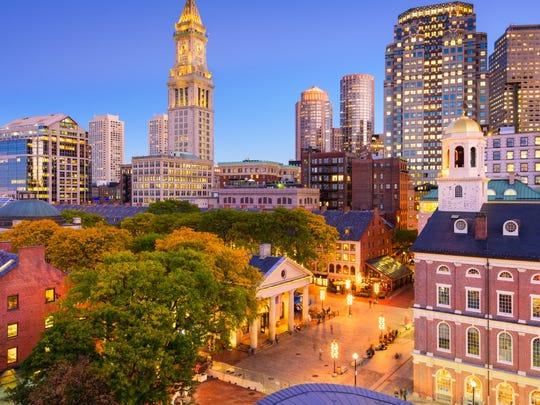 Boston-Cambridge-Newton, Massachusetts