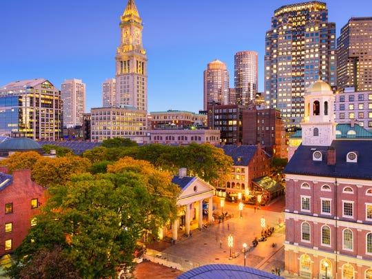 Boston-Cambridge-Newton, Massachusetts