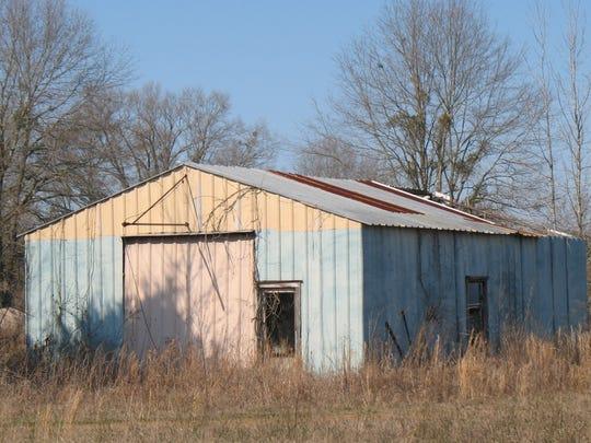 Yazoo County, Mississippi.