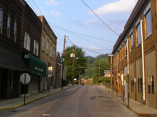 10. Harlan is one of many coal mining counties in Kentucky to rank on this list. As the coal industry declined in the second half of the 20th century, so has Harlan County's population.