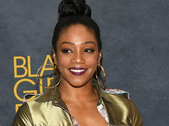 "Tiffany Haddish     • Job:  Actor     • Age:  39     • Wikipedia page views (2 yr.):  6,055,710     Tiffany Haddish is one of the biggest breakout stars in recent memory. Since featuring in a role in ""Girl's Trip,"" the actress and comedian has gone on to star in over a dozen other projects, including movies, TV shows, and a stand-up comedy special. She also wrote a best-selling memoir."