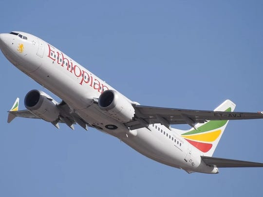 The U.S. FAA continues to reject grounding the U.S. fleet of Boeing 737 MAX aircraft following Sunday's crash in Ethiopia that killed 157 people.