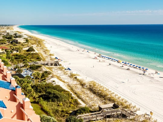 You can fly roundtrip from Knoxville to Destin, Florida, for under $200 on Allegiant.