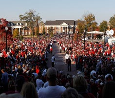 Alabama   • Most selective college:  The University of Alabama   • Admission rate:  53.3%   • SAT at 25th and 75th percentiles:  1050 and 1280   • Annual net price of attendance:  $19,993   Known for its successful athletics programs, the Tuscaloosa-based institution is the flagship of the statewide University of Alabama System. UA is the state's oldest institution of higher education -- it was founded in 1831. In 2018, total enrollment at the university reached a record 38,392 students. Notable graduates include U.S. Supreme Court Associate Justice Hugo Black, novelist Harper Lee, and Tony Award-winning actor Norbert Leo Butz.