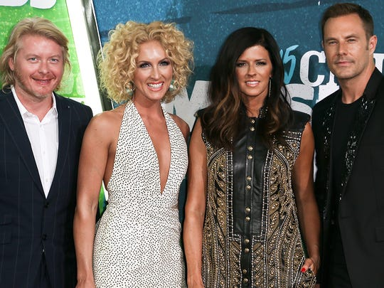 Little Big Town will perform at this year's Taste of Country festival at Hunter Mountain.