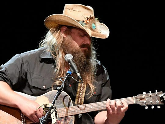 Chris Stapleton will be bringing his All American Road Show Tour to the Cajundome on Friday, August 30.
