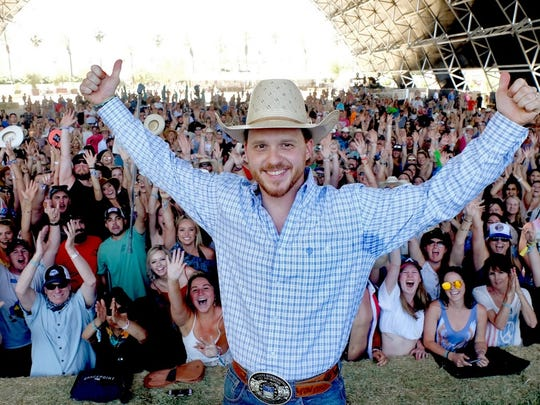 Cody Johnson will perform at the Monroe Civic Center Saturday night.