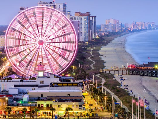 Myrtle Beach-Conway-North Myrtle Beach, SC-NC